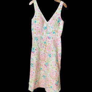Vintage Karin Stevens Summer/Spring  Dress